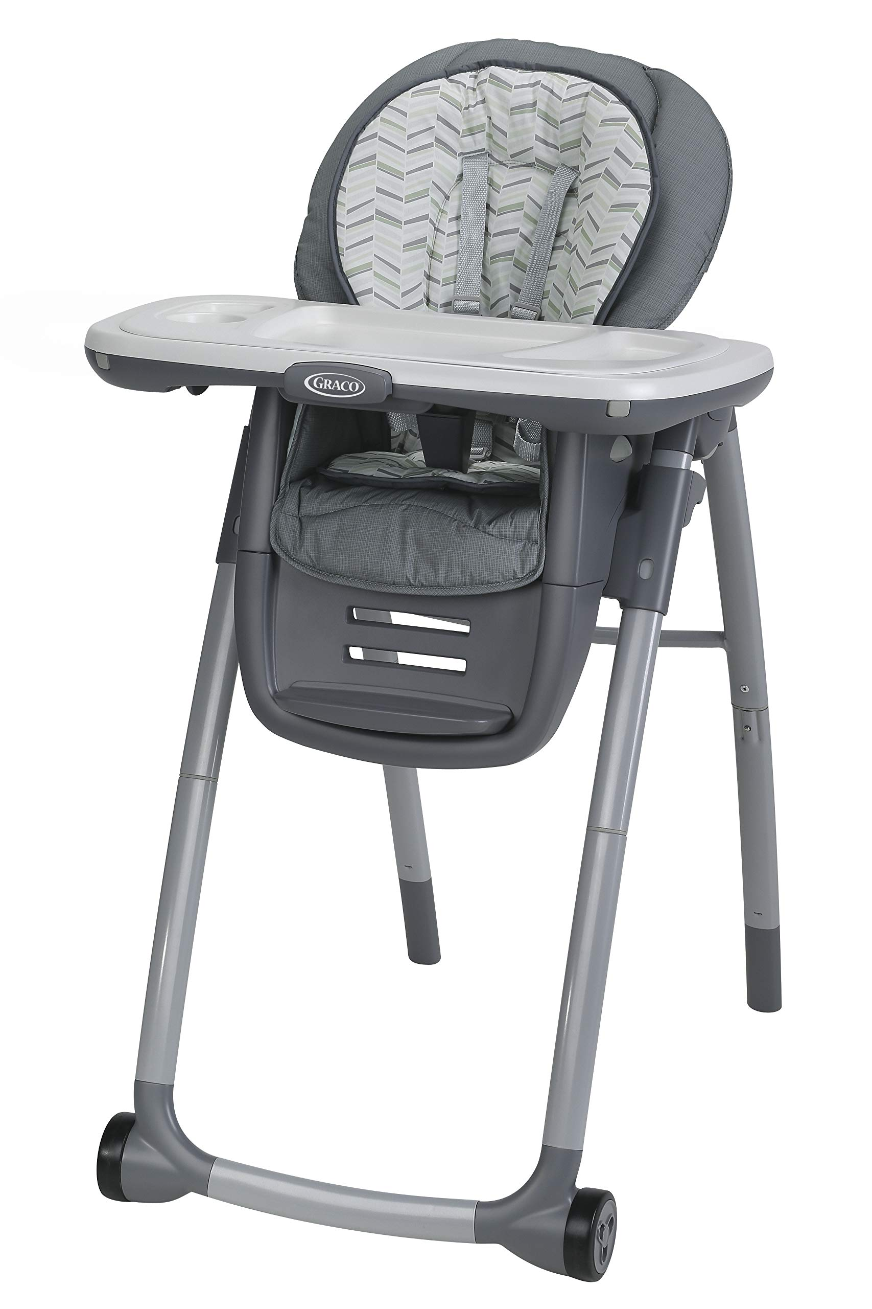 Graco Table2Table Premier Fold 7-in-1 Convertible High Chair, Landry, One Size by Graco (Image #1)