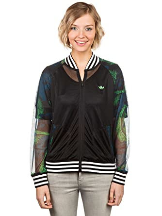 adidas Originals Damen Jacke Hawaii Superstar Mesh Track Top ...