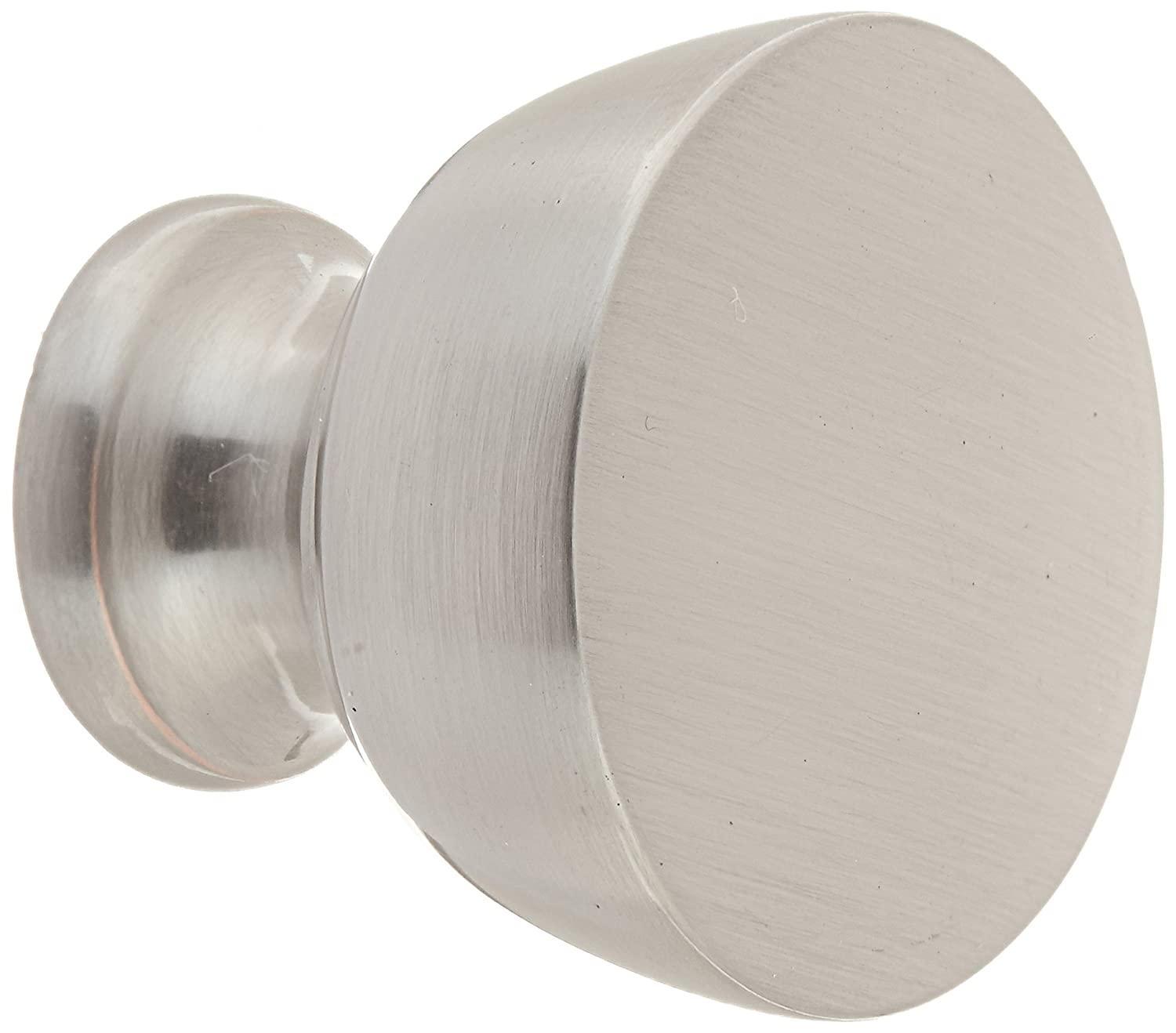 Satin Nickel Cabinet Knobs By Southern Hills   Brushed Nickel Knobs   Round    Pack Of