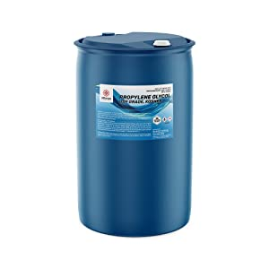 Alliance Chemical High Purity Propylene Glycol USP Kosher Certified, Food and Pharmaceutical Grade - 55 Gallon Drum