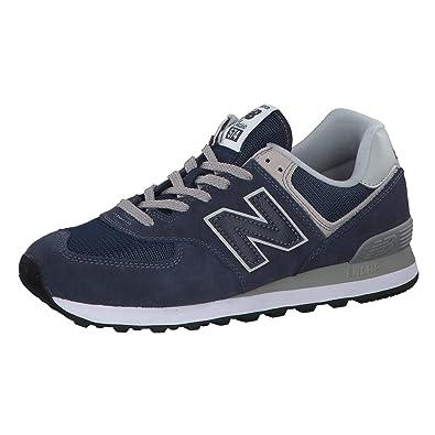 big sale edb2a 14802 New Balance Men's 574v2 Evergreen Lifestyle Sneaker, Black Iris, 10 D US