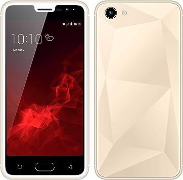 Móviles y Smartphones Libres, 5.5 Pulgadas Android GO Teléfono ...