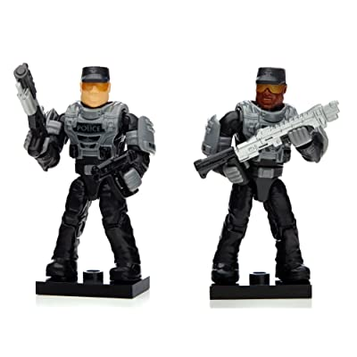 Mega Construx Halo NMPD Customizer Pack: Toys & Games