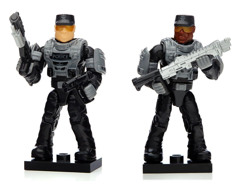 Mega Construx Halo NMPD Customizer Pack