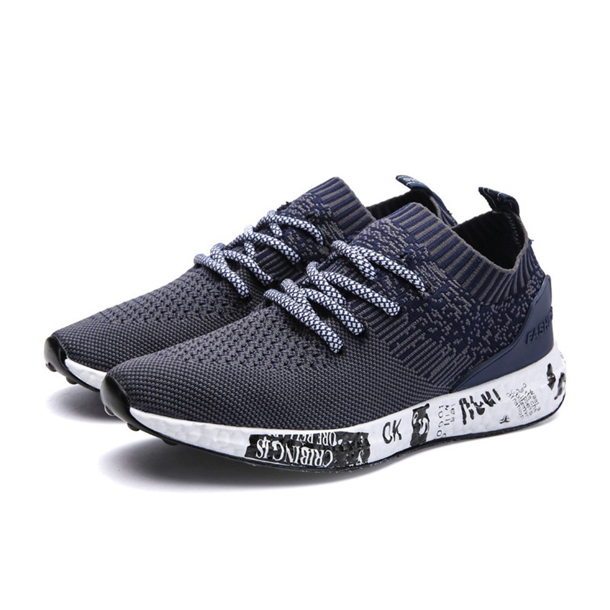 d8d055294f8b9 gracosy Casual Sport Shoes, Men Women Daily Walking Shoes Athletic Sports  Sneakers