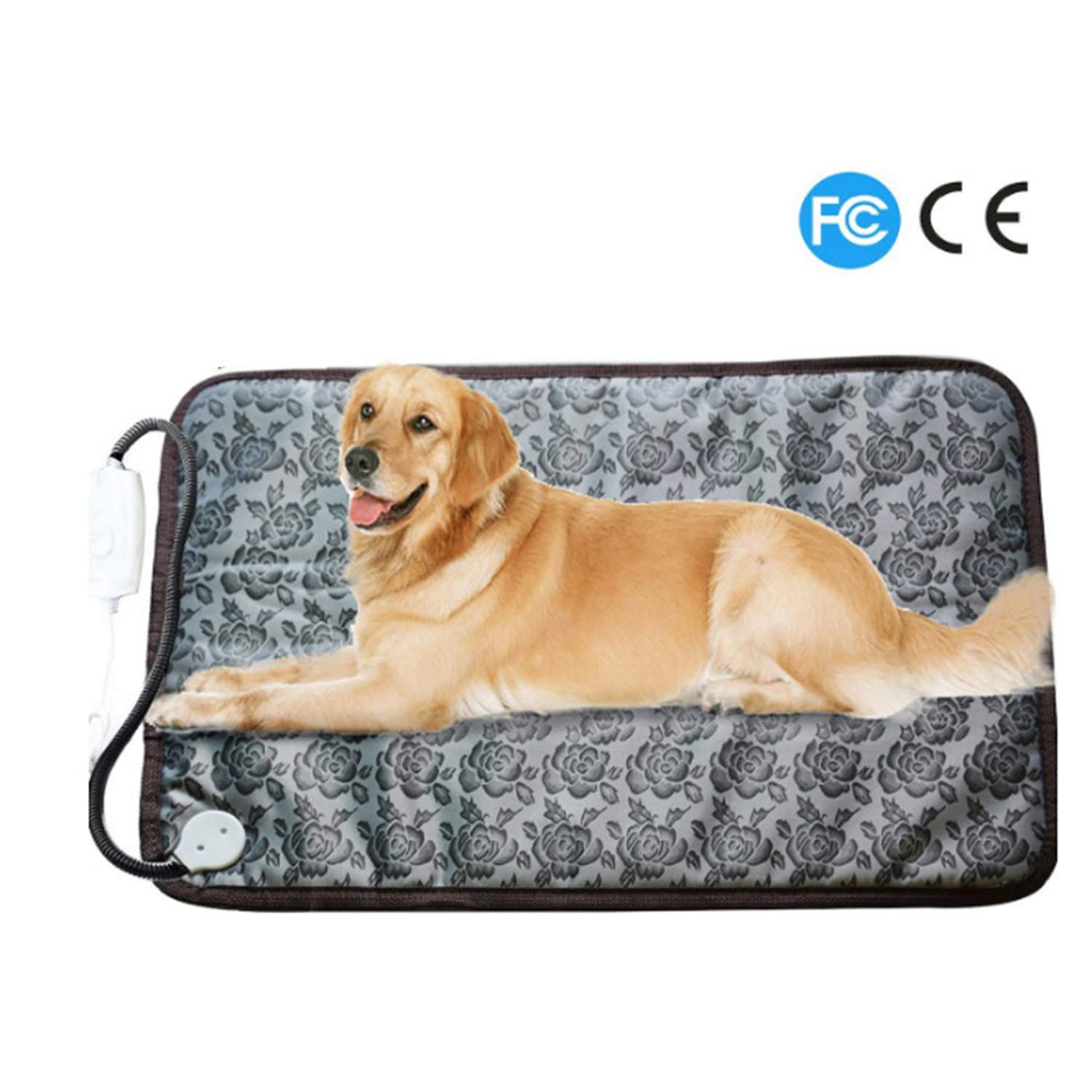 Large Pet Heating Pad Electric Blanket impermeabile antigelo adatto per il riscaldamento a temperatura costante