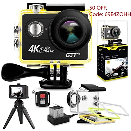 Wifi Ultra Hd Waterproof Diving Sports Dv Camcorder.. Action Camera Leadtry 4k Foto & Camcorder