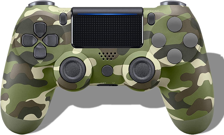 PS4 컨트롤러 무선 플레이 스테이션 4 더블 진동 PS4 원격 컨트롤러 충전 케이블