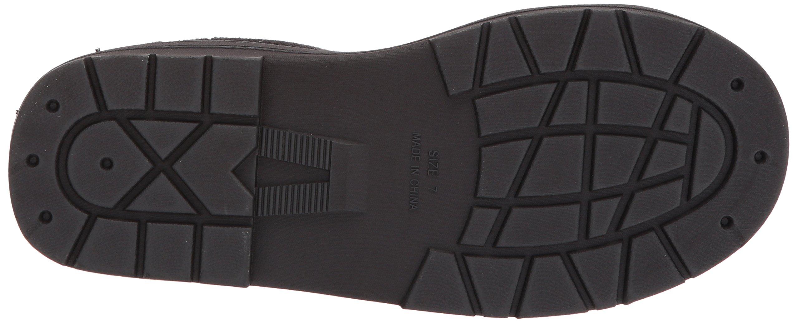 Steve Madden Men's Pclinton Slipper, Black, 9 M US by Steve Madden (Image #3)