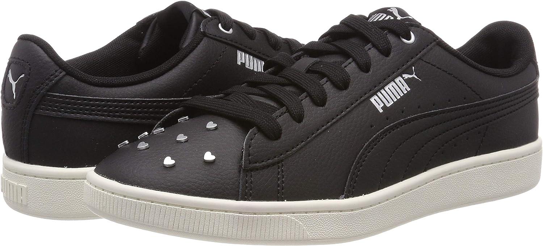 Details zu Puma Vikky v2 Studs Damen Schuhe Sneaker Turnschuhe 369111 (Rosa 02)