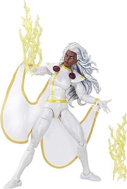 2020 Hasbro Marvel Legends Retro Uncanny X-Men Classic Black Outfit Storm Figure