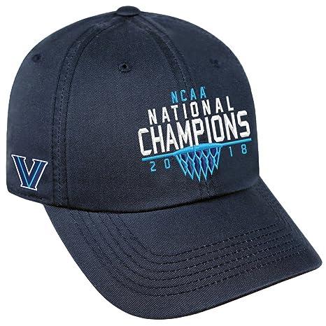 c1e703e8ca3 Image Unavailable. Image not available for. Color  Elite Fan Shop Villanova  Wildcats Championships Hat Basketball 2018 ...