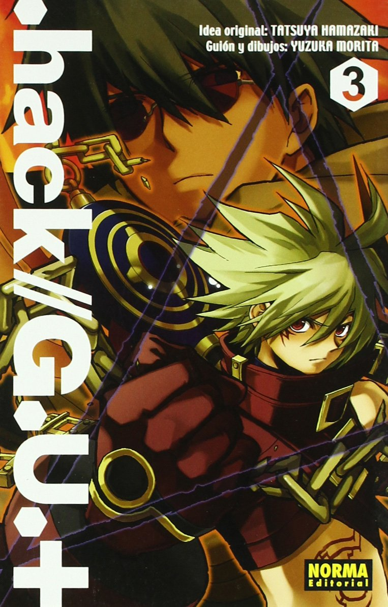 .hack//G.U. 3 (Spanish Edition) pdf epub