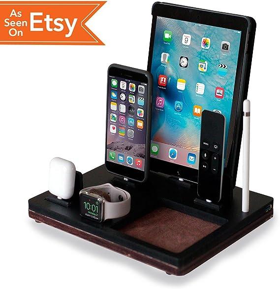 Amazon.com: nytstnd Bandeja 5 – Estación de carga iPhone ...