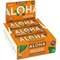 12-Count ALOHA Organic Plant Based Protein Bars 1.9oz