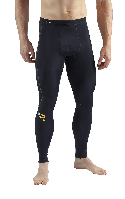 Sub Sports Herren Elite R Plus Kompressions-Leggings, erholsame Wirkung schwarz schwarz
