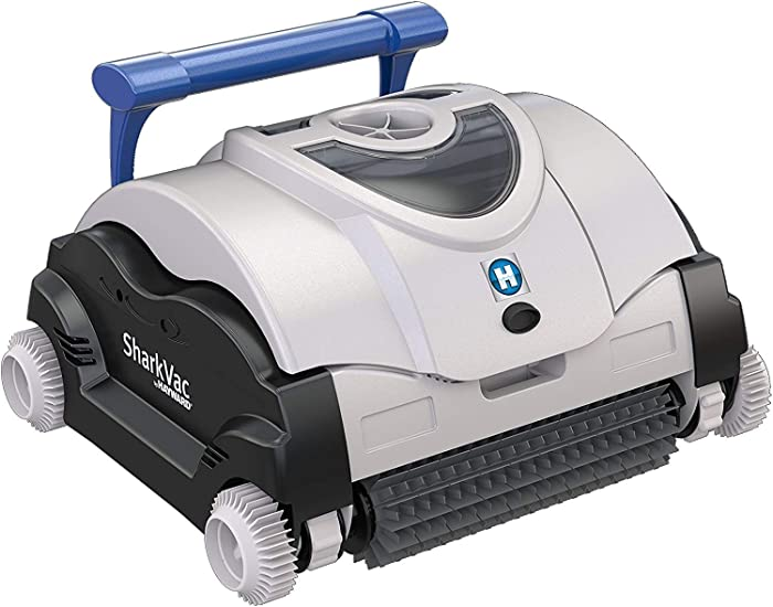 Hayward W3RC9740CUB SharkVac Robotic Pool Vacuum (Automatic Pool Cleaner)