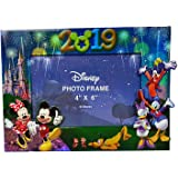 Amazoncom Disney Mickey Mouse And Minnie Mouse Photo Frame