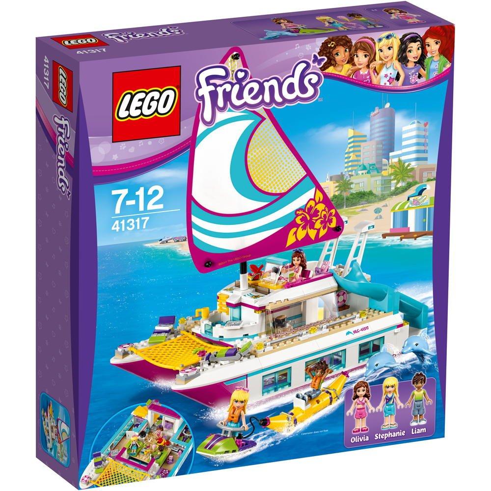 LEGO Friends Catamarán tropical
