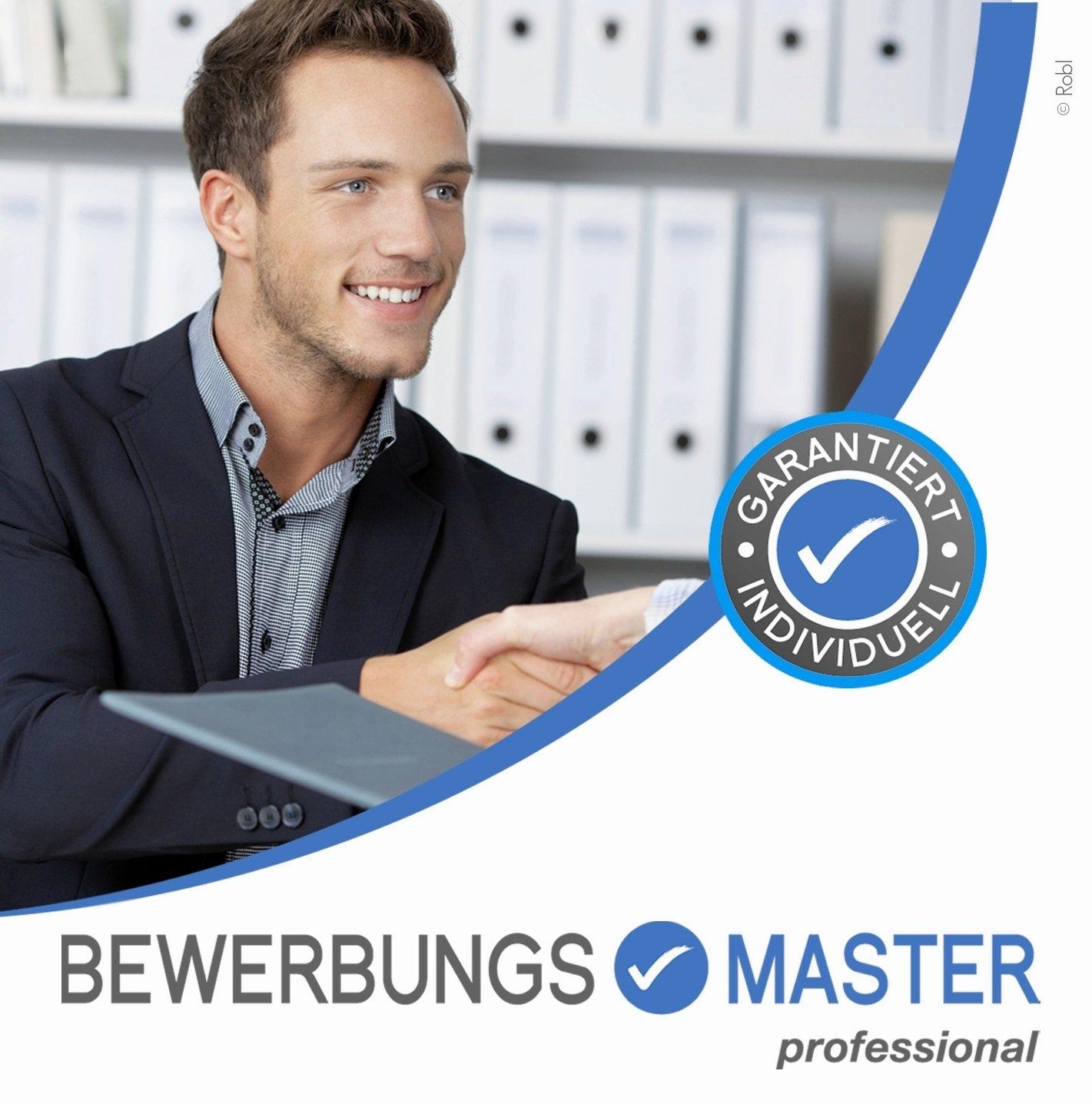 BEWERBUNGSMASTER professional 2018 CD (Windows) // Erfolgreiche ...