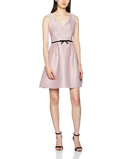 Womens Luxe: Off The Shoulder Midi Belted Prom Dress Dorothy Perkins Authentic Sale Online Best Store To Get royB0Ty