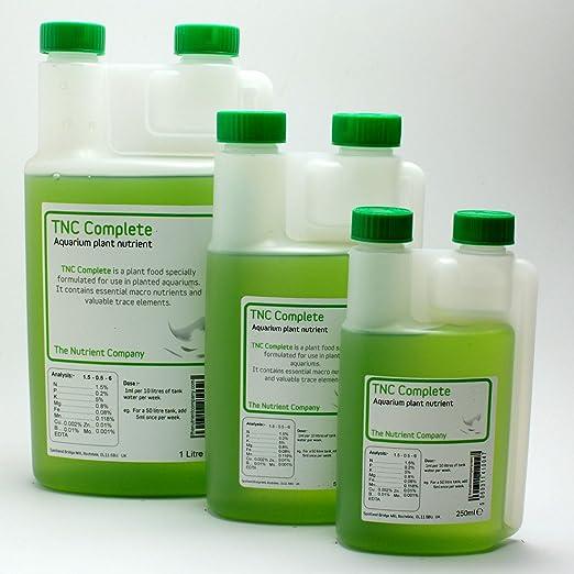 15 opinioni per TNC Complete- fertilizzante piante acquario (250ml)
