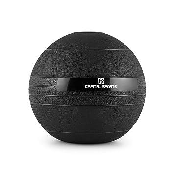 Capital Sports - Groundcracker Slamball schwarz Gummi 12kg f8TdaFxW