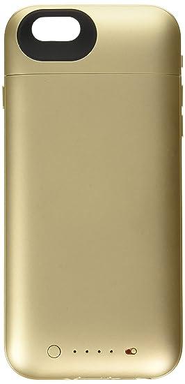 Mophie Juice Pack Plus - Carcasa con batería para Apple iPhone 6, 3300 mAh, color dorado