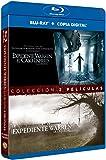 Pack Expediente Warren 1+2 [Blu-ray]
