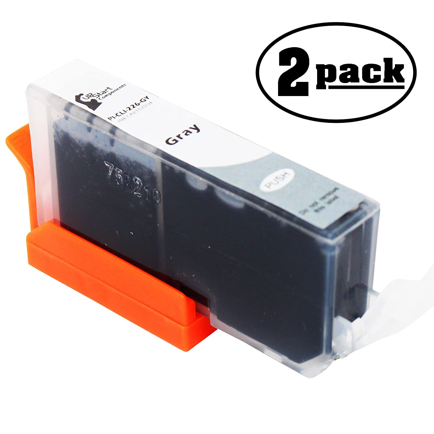 5-Pack Gray Ink Cartridge for Canon PIXMA MG8120B Printer