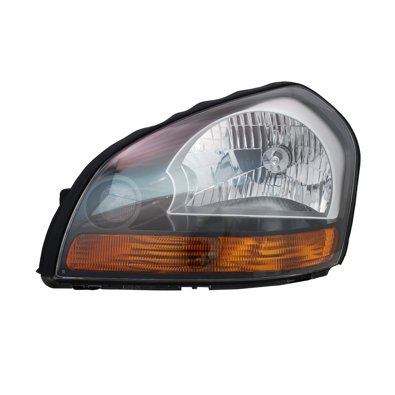 TYC 20-6612-90 Hyundai Tucson Left Replacement Head Lamp