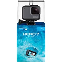 GoPro HERO7 Silver Camera with SD Card, One Size