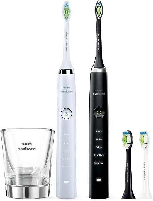 Philips Sonicare Diamondclean Hx9334 41 Zahnburste Elektro Fur Elektrische Zahnburste Amazon De Kuche Haushalt