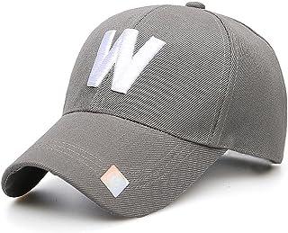 Motto.h Cappello da Lettera Cappello da Sole Protezione Solare Berretto da Baseball per Esterno Cappellino Parasole.