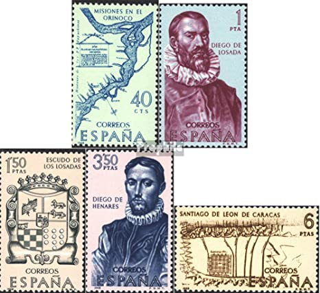 Prophila Collection España 1782-1786 (Completa.edición.) 1968 ...