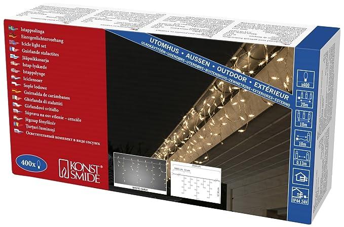 180-teilig ca Best Season LED-Lichternetz 3 x 3 m 499-76