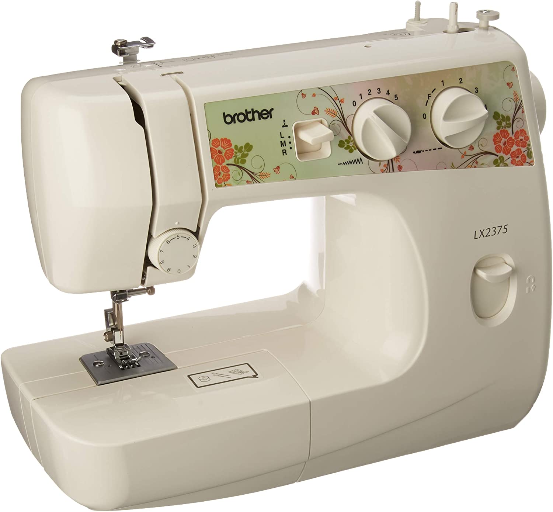 Brother Lx2375 máquina de coser de 20 puntadas: Amazon.es: Hogar