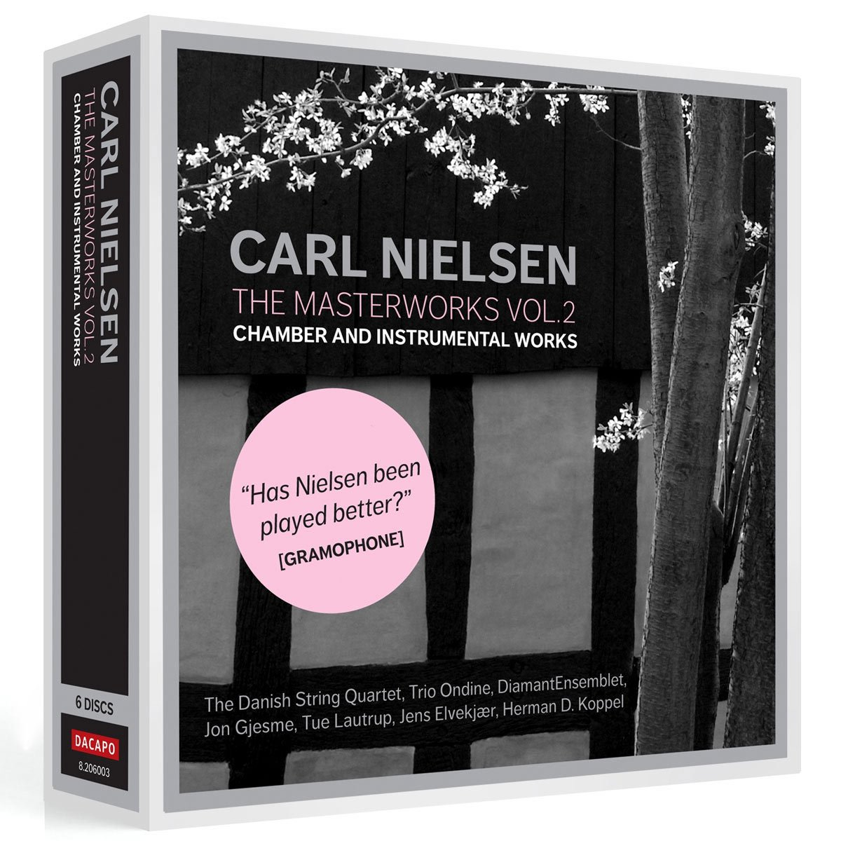 Nielsen: The Masterworks - Chamber & Instrumental Works, Vol. 2