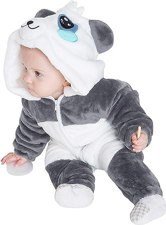 corimori- Mei el Panda (6+ Modelos) Ropa de Dormir Disfraz Oso ...