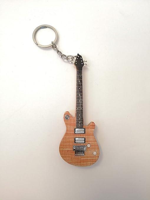 Axman Eddie Van Halen (Van Halen): EVH Wolfgang – Llavero de ...
