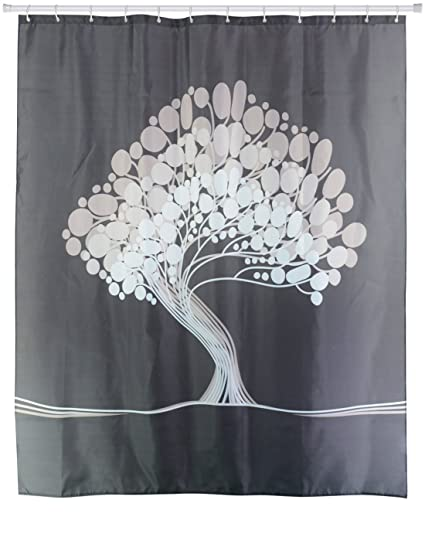 Goodbath Bathroom Tree Of Life Polyester Fabric Shower Curtains Liner 72 X Inch