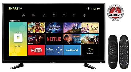 449b327eaf9 Kevin 102 cm Full HD LED Smart TV K40012N  Amazon.in  Electronics