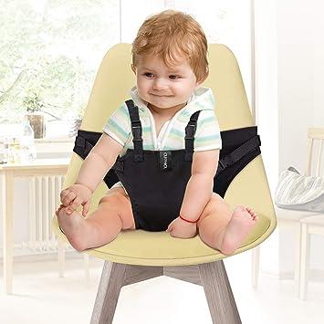 Dehors Pour Bébé Yohoolyo Portable Nomade Facilement Sécurité Haute Chaise Alimentation Et 345RALj