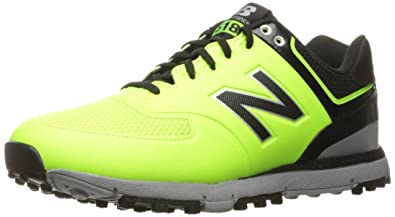 the best attitude d97ed 5e72f new balance Men s nbg518 Golf Shoe, Lime, ...