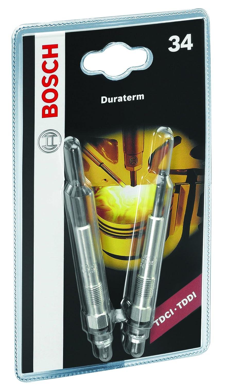 Bosch 0250212010/Gl/ühkerze Gl/ühlampe