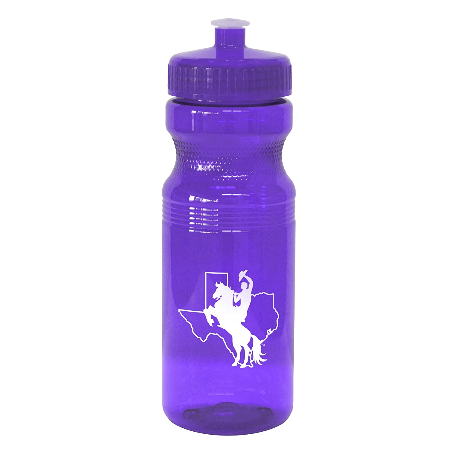 24-Ounce NCAA Tarleton State Texans Squeeze Water Bottle