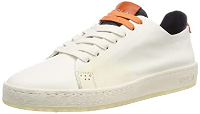 best website c6348 8931e Replay Herren Wharm Sneaker: Amazon.de: Schuhe & Handtaschen