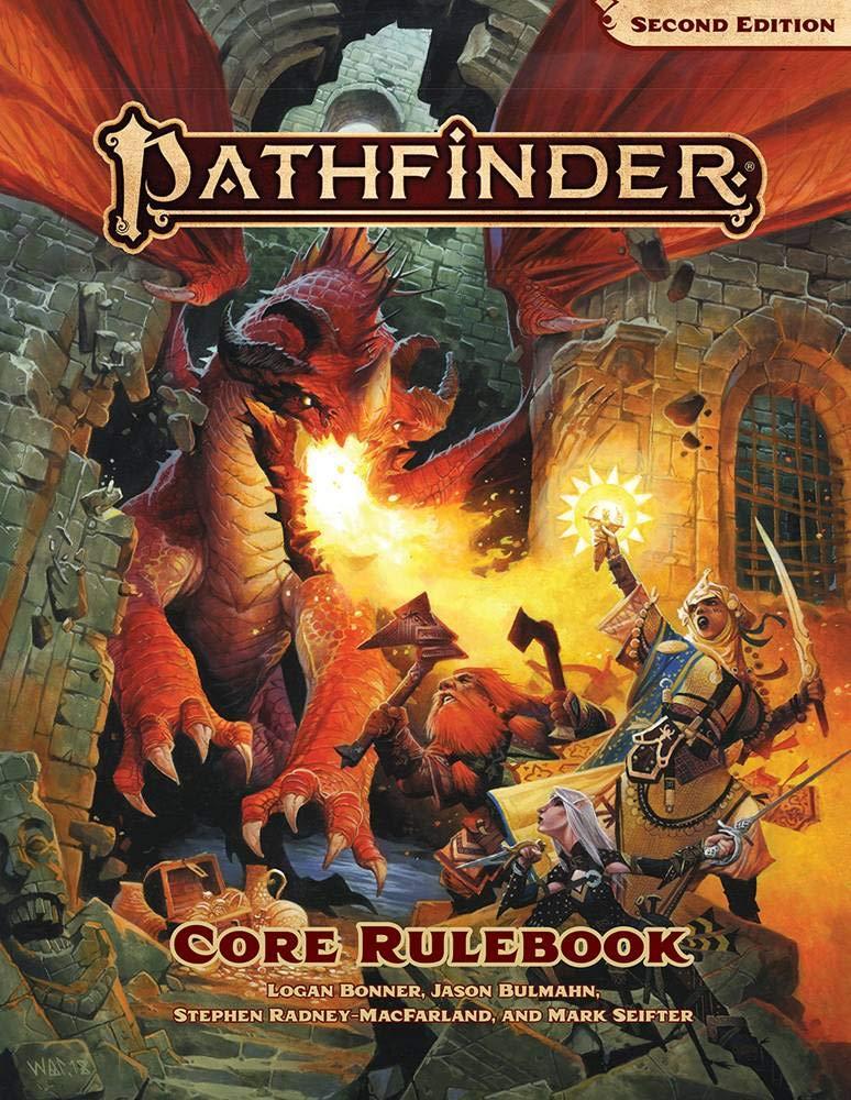 Pathfinder Core Rulebook (P2) by PAIZO PUBLISHING