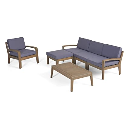 Amazon.com: Great Deal Furniture Sally - Sofá de 4 plazas ...