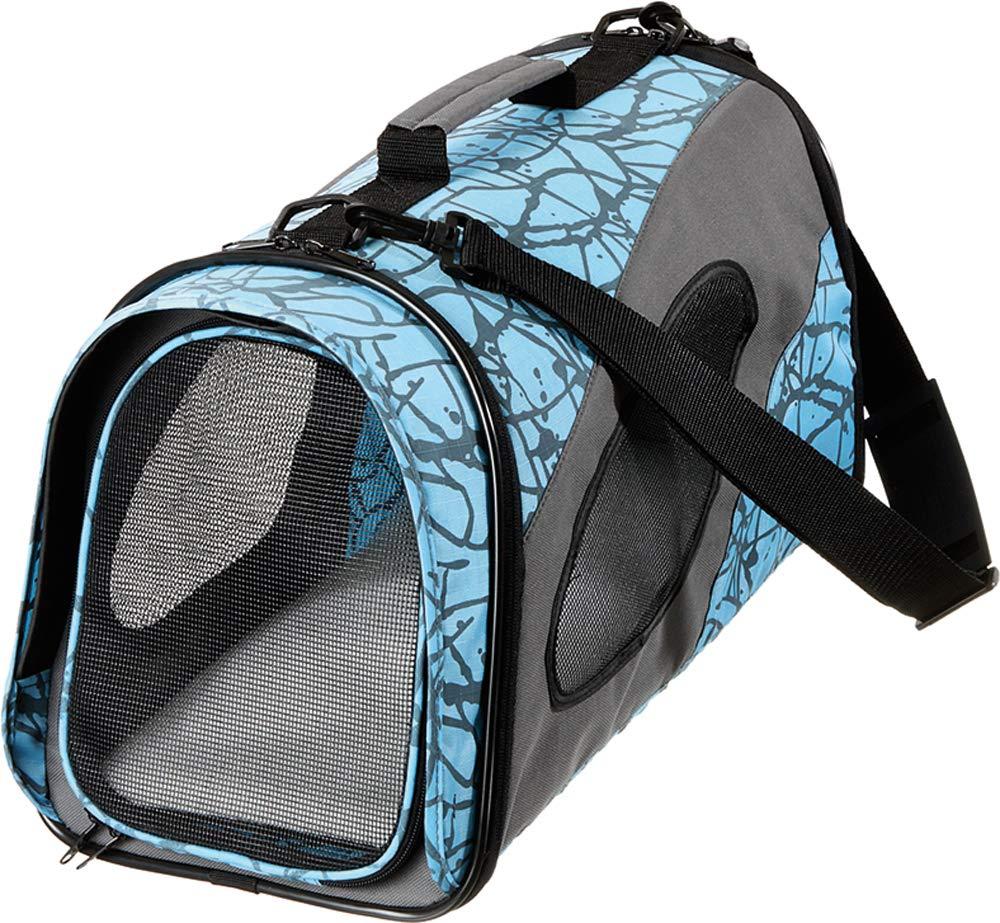 bluee Karlie Smart Pet Carry Bag Size Large